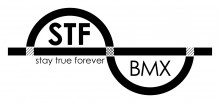 STF BMX Shop, Stay True Forever Logo
