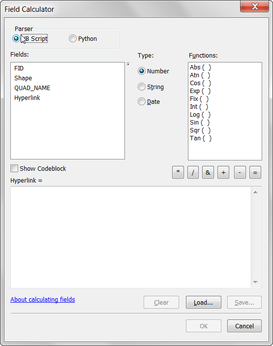 BG Cartography » Hyperlinks to local docs – ArcMap and