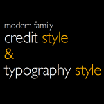 TV typography in ArcMap – Modern Family