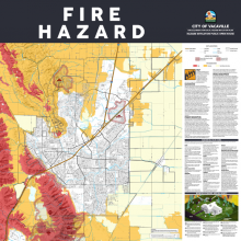 City Of Vacaville Hazard Mapping